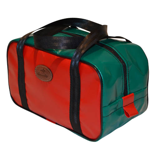 Vinyl Toiletry Bag 1