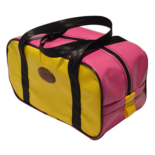 Vinyl Toiletry Bag 4