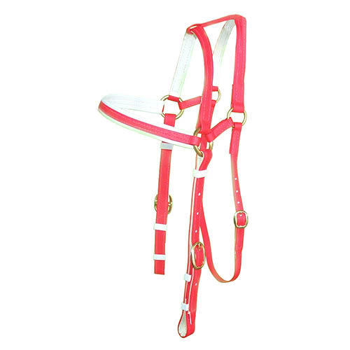 PVC Bridle, Barcoo, Extended Head, Full Size