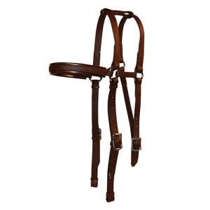 Heavy PVC Bridle, Barcoo, Extended Head, Full Size