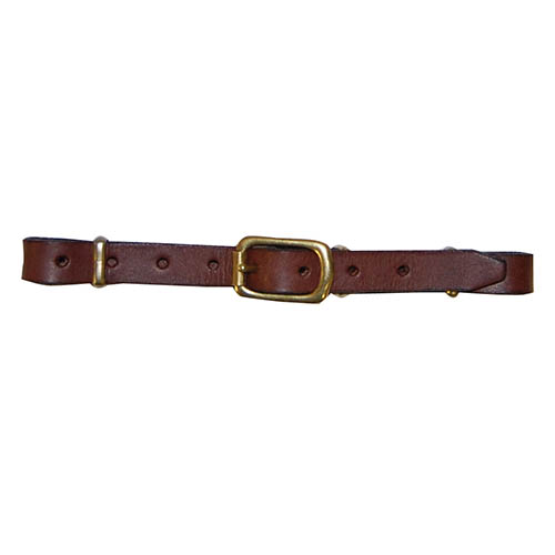 Chin Strap, Solid Leather