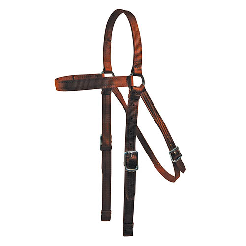Webbing Bridle, Bridle Head, Full Size