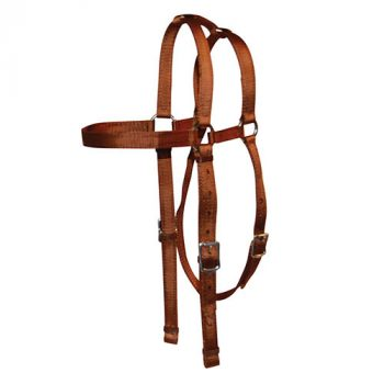 Webbing Bridle, Extended Head, Full Size
