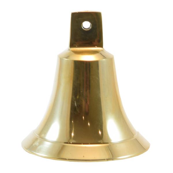 Open Face Bell, Brass