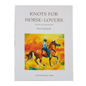 Book, Ron Edwards, Knots for Horse Lovers