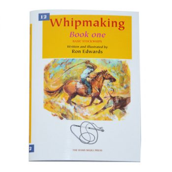 Book, Ron Edwards, Whipmaking Book One