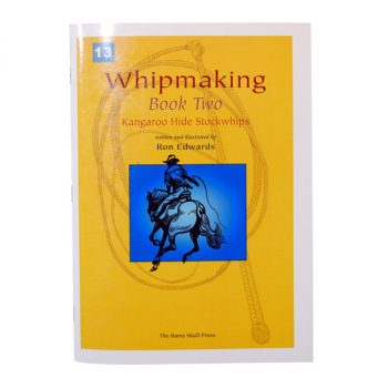 Book, Ron Edwards, Whipmaking Book Two