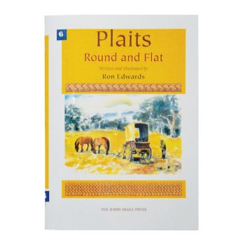 Book, Ron Edwards, Plaits, Round and Flat