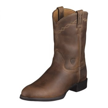Boots, Ariat Heritage Roper