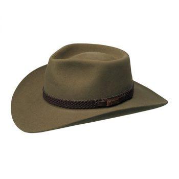 Hat, Akubra, Snowy River,Santone Fawn