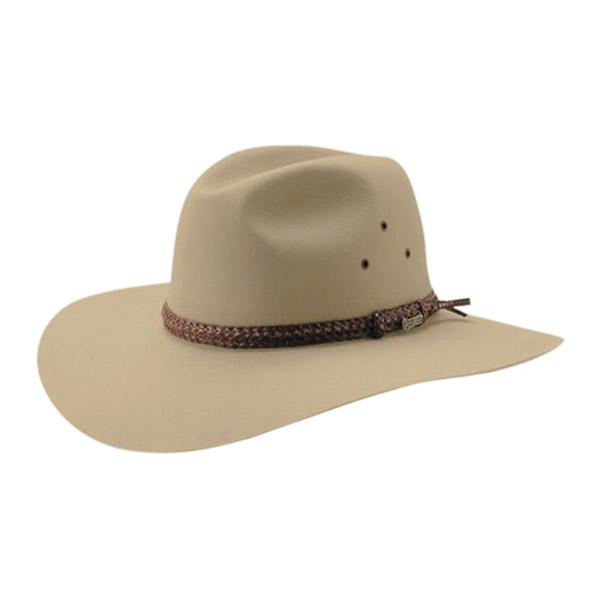 Hat, Akubra, Riverina, Sand 1