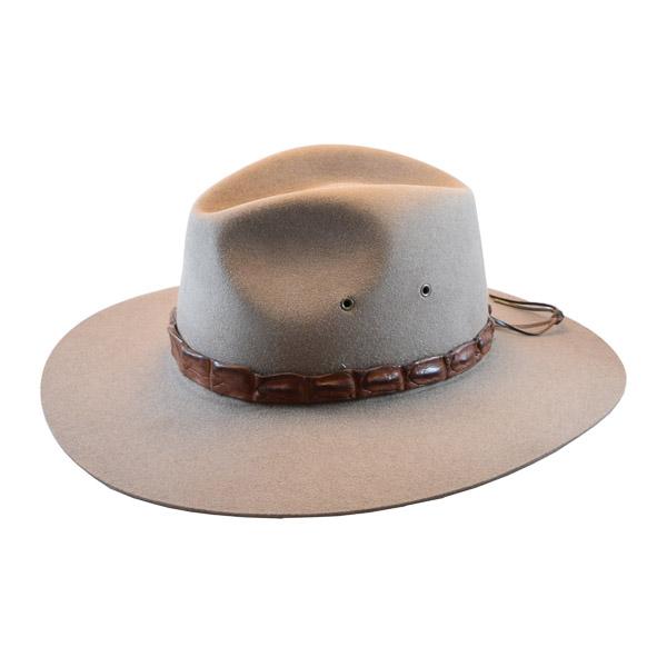 Hat, Akubra, Coolabah, Bran