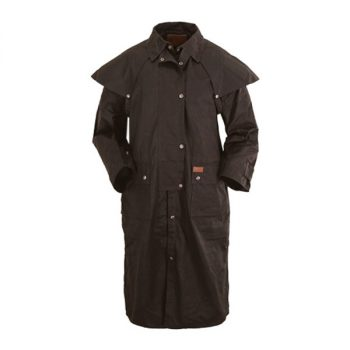Coat, Oilskin, Full Length