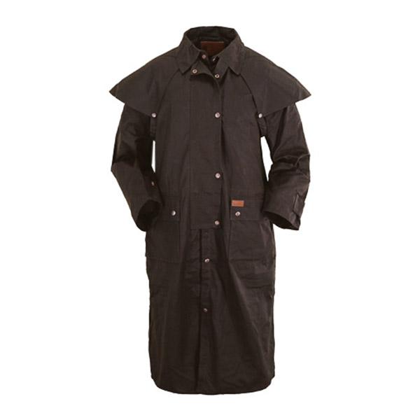 Coat, Oilskin, Full Length
