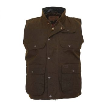 Coat, Oilskin, Vest