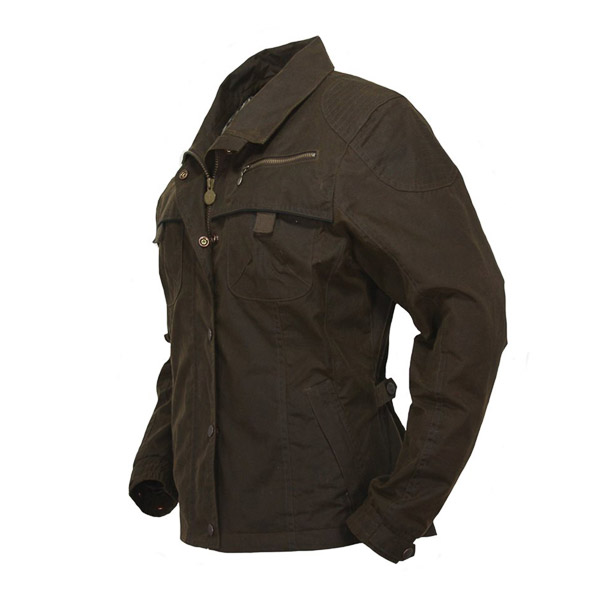 Coat, Oilskin Ladies Jacket 1