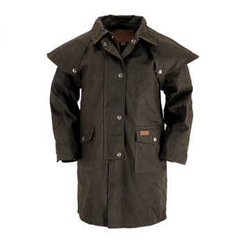 Coat, Oilskin, Kids