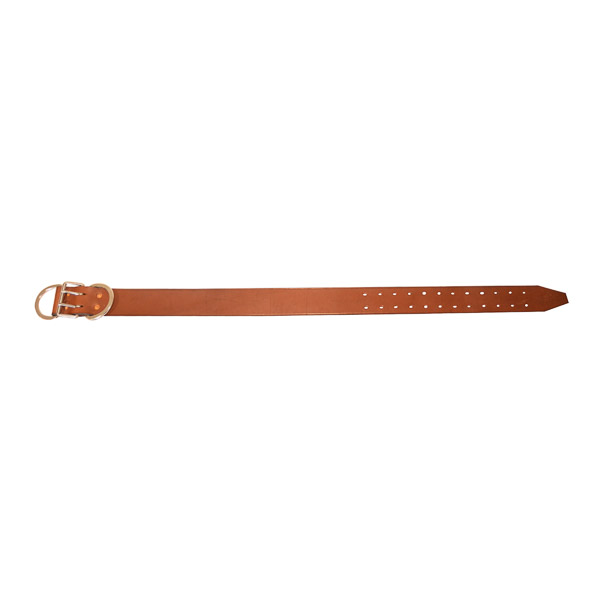 Bull Collar, Solid Leather