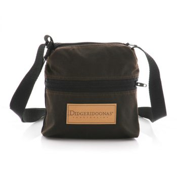 "Didgeridoonas ""The Extra Pocket"" Compact Shoulder Bag"