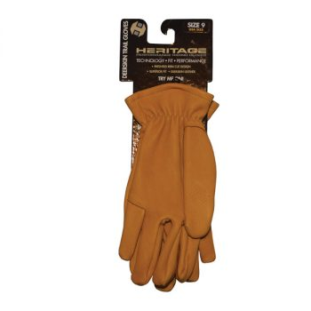Gloves, Heritage Deerskin Trail