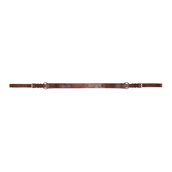 Polocrosse Girth, Solid Leather