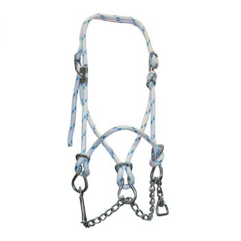 Cattle Halter, Rope