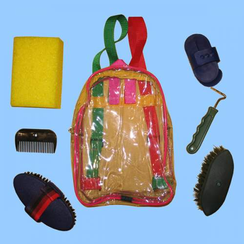 Kids Grooming Kit and Backpack