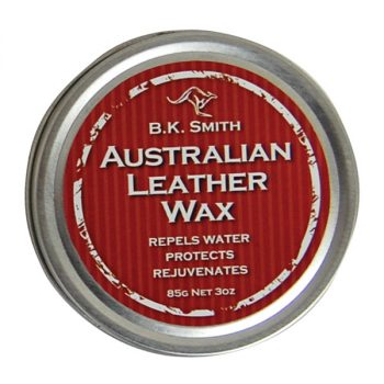 Australian Leather Wax, BKSmith, 85g (3oz)
