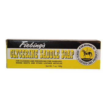 Glycerine Saddle Soap, 198gm