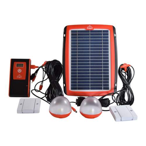 d.light D20 Solar Home System