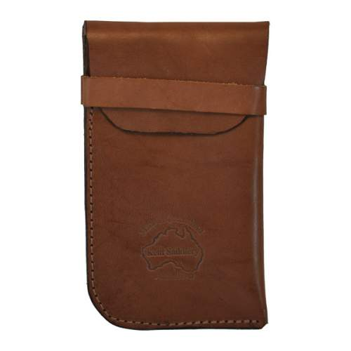 Mobile Phone Pouch, Soft Leather