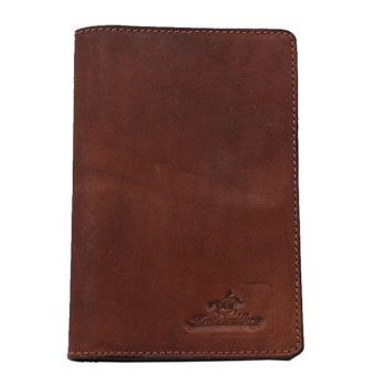 Note Book Cover, Solid Leather, with Spirex Notebook