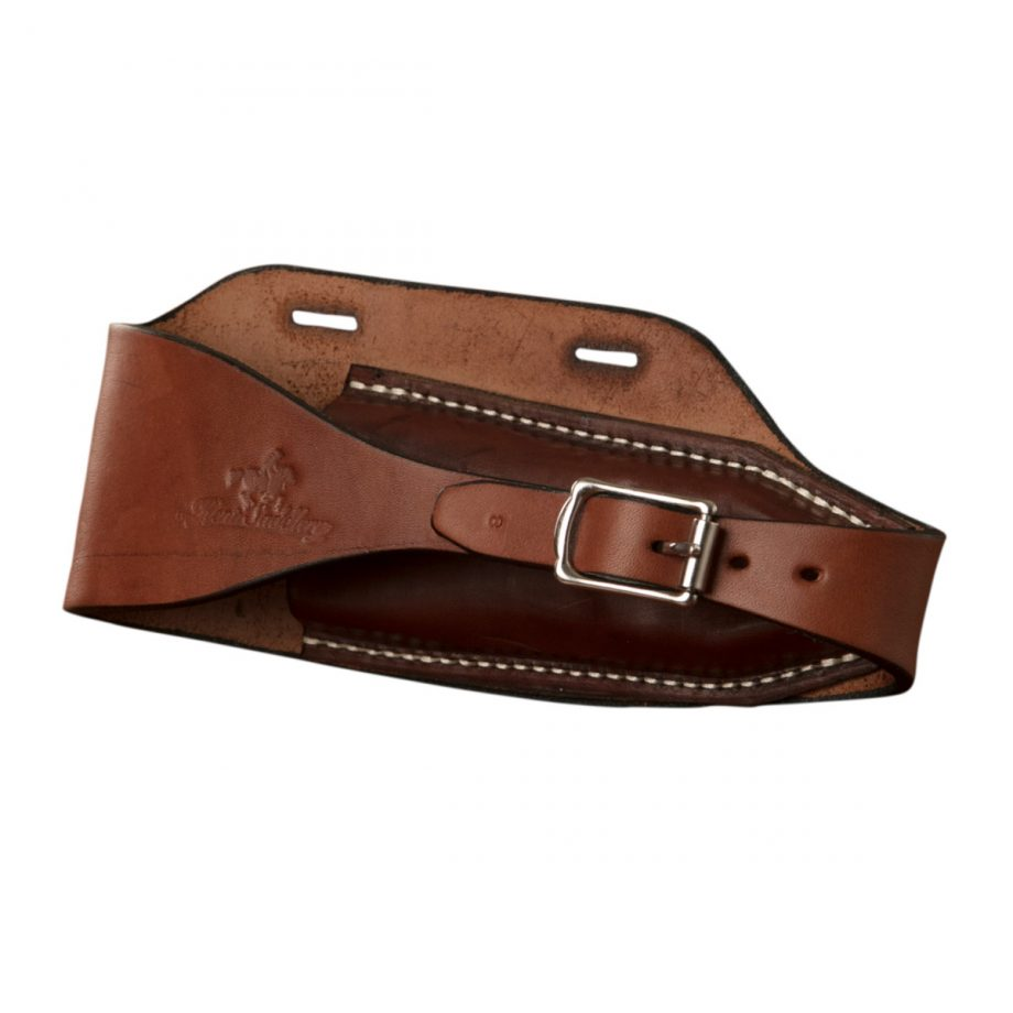 Pouch, Solid Leather, to fit on Quart Pot Pouch, for Pliers 4