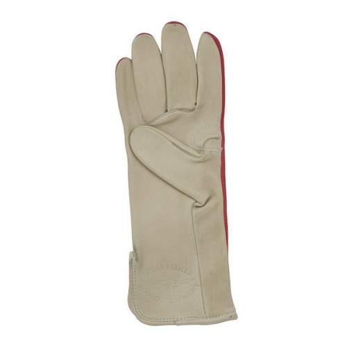 Glove, Bull Riding, Deer Skin