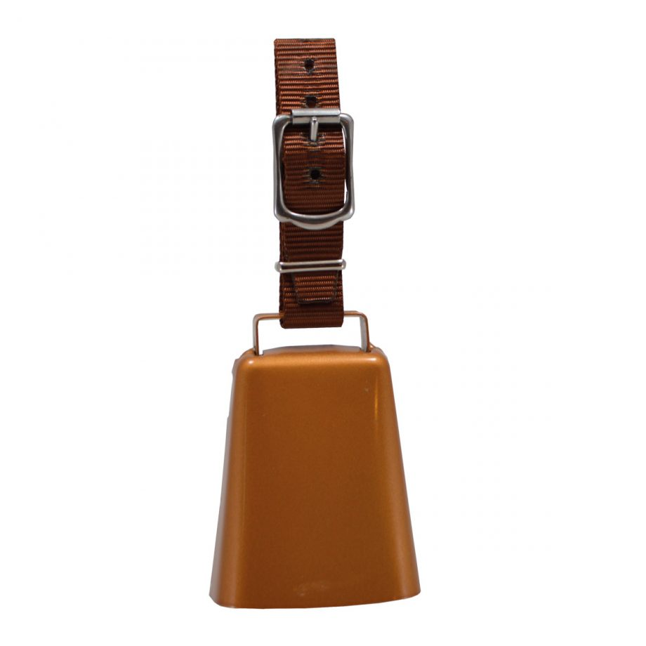 Bull Bell, with Webbing Strap 1