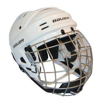 Helmet Protective, White