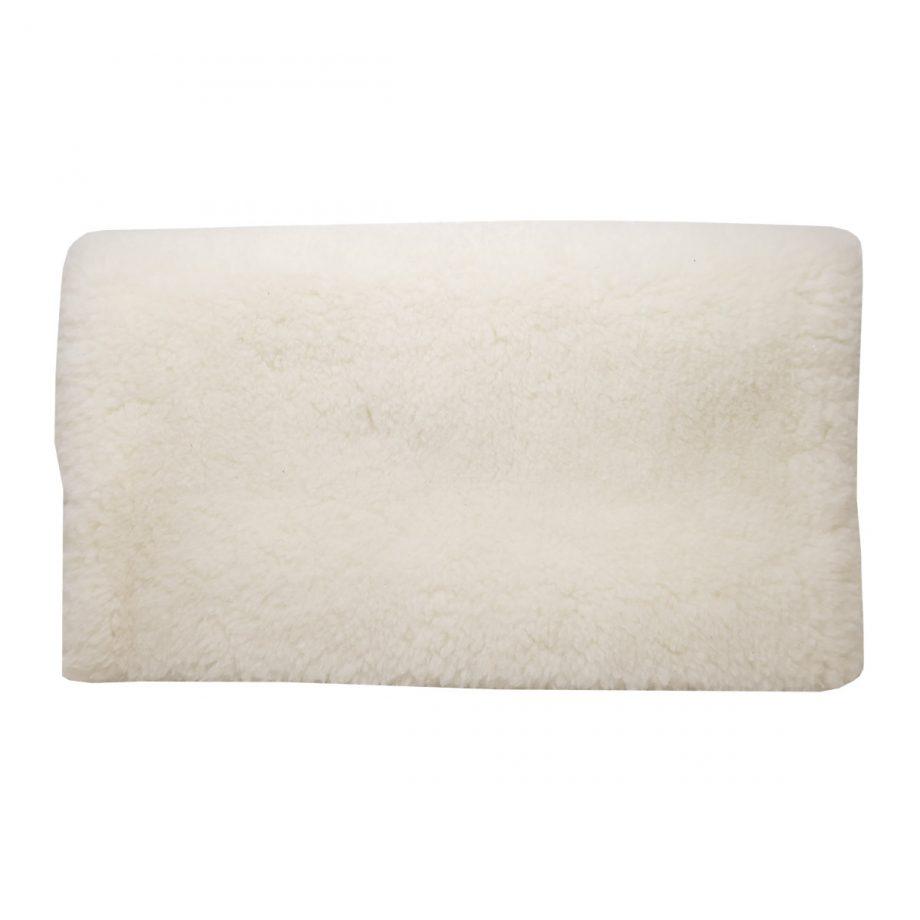 Saddle Pad, Synthetic Wool 1