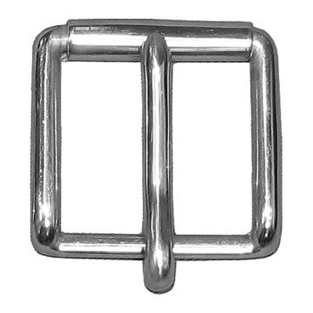Buckle, Harness Roller, Stainless Steel