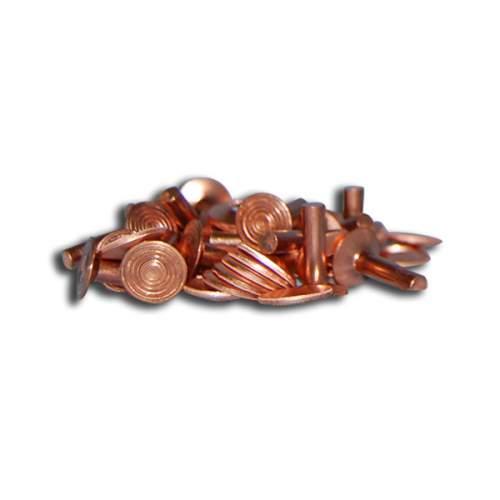 Rivets, Copper