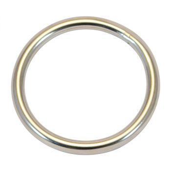 Ring, Harness, 6mm, Stainless Steel