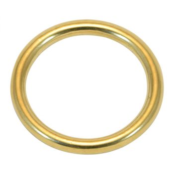 Ring, Harness, 6mm, Brass