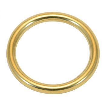 Ring, Harness, 6mm, Brass