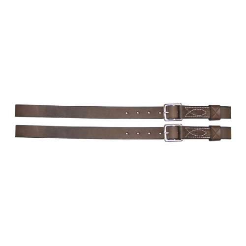 Stirrup Straps, Heavy PVC