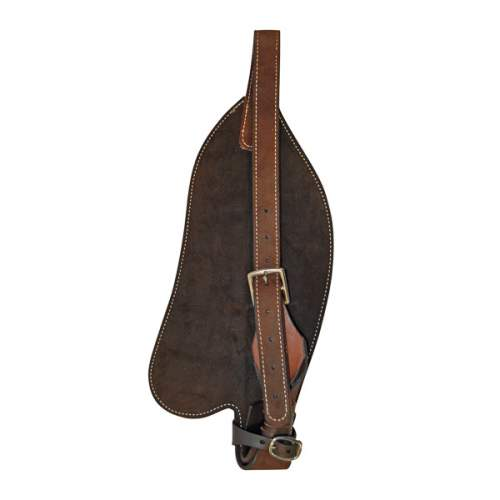 """Fenders, Solid Leather, for Spring Bars, with 1 1/4"""" leather straps"""