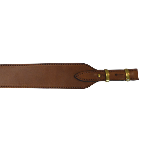 Rifle Sling, Solid Leather 1