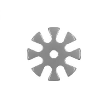 Spur Rowels, Bombers, CN30 (30mm)
