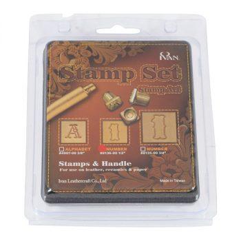 Stamp Set, Number