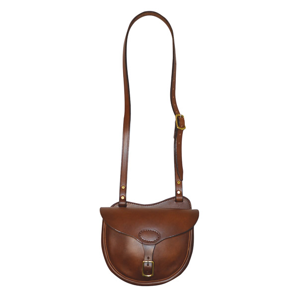 Outback Bag, Solid Leather