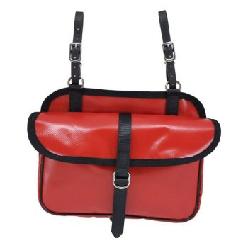 PVC Saddle Bag, Large Size