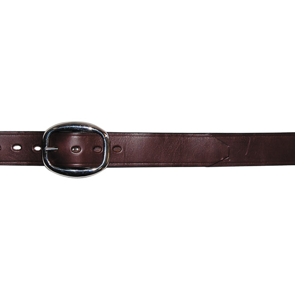 1 1 2 38mm stockmans belt solid leather with buckle